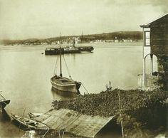Yalıköy'den Boğaz... Beykoz 1875