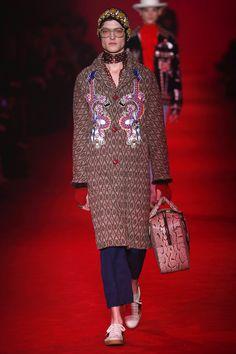 Gucci | Menswear - Autumn 2016 | Look 12