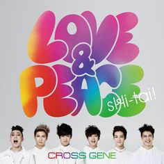 Cross Gene, Album Songs, Yesung, Apple Music, Peace And Love, Albums, Anime, Lyrics, Kpop