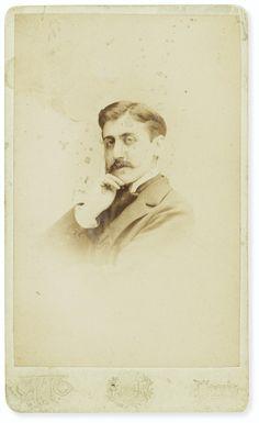 Otto, Otto Wegener dit MARCEL PROUST. [VRAISEMBLABLEMENT LE 27 JUILLET 1896]. PHOTOGRAPHIE ORIGINALE. Estimate  3,000 — 4,000  EUR  LOT SOLD. 11,250 EUR (Hammer Price with Buyer's Premium)