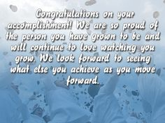 What to Write in a Graduation Card – Congratulations on Your Graduation
