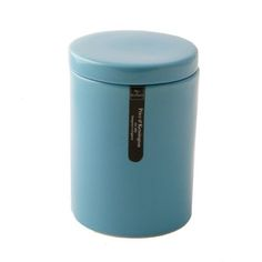 Price And Kensington Brights Ceramic Kitchen Canister Blue