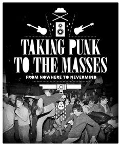 Taking Punk to the Masses by Jacob McMurray