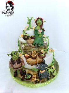 Shrek by Ivon
