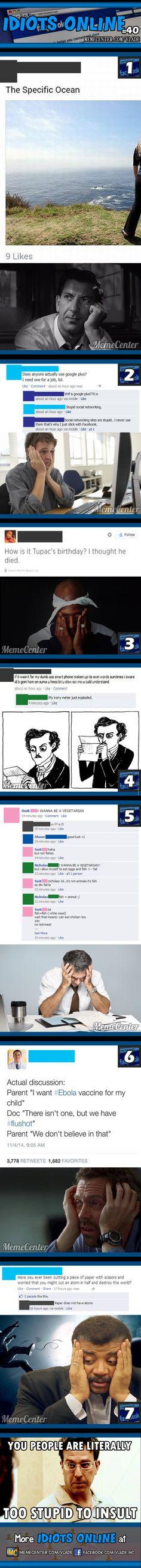 Idiots Online 40