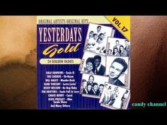 Yesterday's Gold Vol. 9   (Full Album) รวมเพลงสากลเก่าๆ ชุดที่ 9