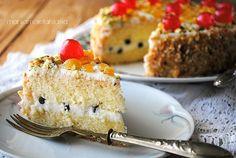 dolci siciliani Archives - Mani amore e fantasia Italian Cake, Italian Desserts, Sweet Pie, Sweet Bread, Gateau Cake, Sicilian Recipes, Bread Cake, Eat Dessert First, Cookie Desserts