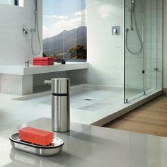 Blomus accessories til badet eller kjøkkenet finnes nå i utvalgte Modena Fliser butikker 👍 #modenafliser Bathtub, Bathroom, Instagram Posts, Standing Bath, Washroom, Bathtubs, Bath Tube, Full Bath, Bath