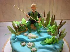 Fisherman - Victoria's Cakes