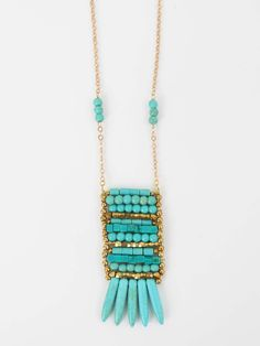Altar'd State Fringe Fanatic Necklace