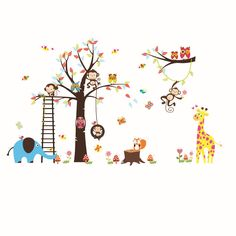 Wall decor for kids room