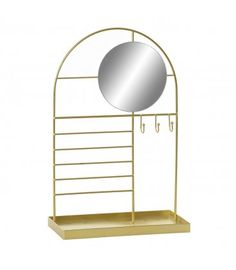 Jewelry Stand, Mirror, Furniture, Ideas, Home Decor, Hang Jewelry, Gold Jewellery, Tv Unit Furniture, Jewelry Storage