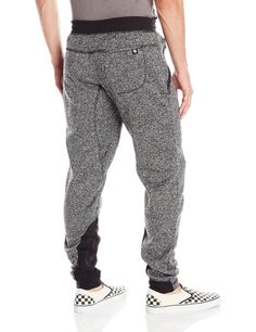 Amazon.com: Southpole Men's Marled Fleece Jogger Pant: Clothing