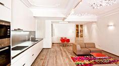 Reforma piso Diputación