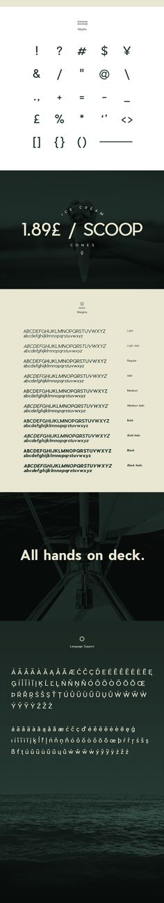 Pier Sans ––––– Free Font ***New Weights Added on Behance