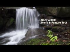 Sony a6000: Menu Guide & Feature Tour