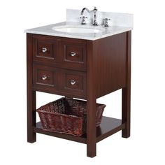 "Found it at Joss & Main - Newport 24"" Single Bathroom Vanity by Kitchen Bath Collection"