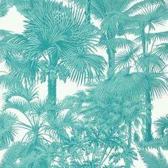 Palm Botanical Wallpaper by Thibaut