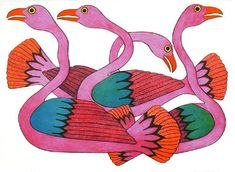 Kenojuak Ashevak :: Inuit Art Prints :: Gallery Phillip