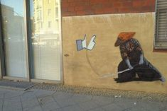 Nafir-Samurai-Likeism street art mural Cultura Inquieta