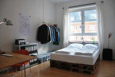 Altbauwohnung, 60 m² im Saarlandstraßenviertel, möbliert - Wohnung in Dortmund-Mitte