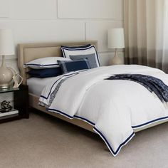 SFERRA Amando Bedding Collection | Frontgate