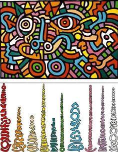Art Magic, Facciamo Ordine, Keith Haring, Avec Ursus Wehrli, Hda Ursus, Ambiente Facciamo, Ultimate Ursus