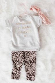 A Heavenly White & Gold Nursery - Style Me Pretty