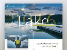 Lake Homepage