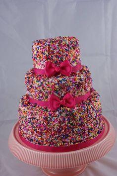 Sprinkle Cake!!!!