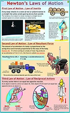12 Newton Law Ideas Newtons Laws Newtons Laws Of Motion Newtons Third Law Of Motion