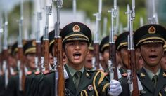 """China Threatens """"Small Scale Military Operation"""" To Remove India From Bhutan Border http://betiforexcom.livejournal.com/27489140.html  In the latest escalation between two nuclear powers, China has turned the war threat amplifier up to '11' by threatening India (in an article published a Chinese state-controlled newspaper) that it could conduct a """"small-scale military operation"""" to expel Indian troops from a contested region in the Himalayas.  The latest standoff started in June, after…"""
