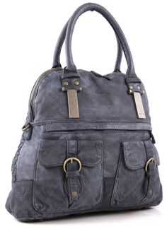 Liebeskind Special Bags Berlin Bag Shopper Leder 40 cm - 3D-berlinbag - Designer Taschen Shop - wardow.com
