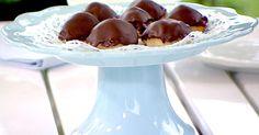 Chokladbiskvier med ljuvlig smörkräm... Chokladbiskvier med ljuvlig smörkräm...