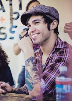 hey I'm Pete Wentz from my chemical romance Pete Wentz, Emo Bands, Music Bands, When Things Fall Apart, Soul Punk, This Is A Book, Panic! At The Disco, Blink 182, Fall Out Boy