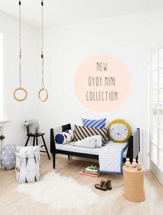Fabulous inspiration from Danish OYOY, Kids Room, Kids interior, Barnrum bibi Casa Kids, Kids Corner, Kid Spaces, New Room, Kids Decor, Kids Bedroom, Kids Rooms, Bedroom Decor, Room Inspiration