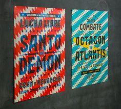 Diseño de una tipografía y su universo gráfico. Realizado en la cátedra Longinotti de Tipografía 2.
