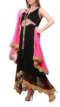 Pakistani model for party dress...