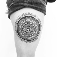 Mandala infinity
