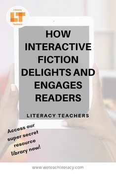 Want to engage and motivate reluctant readers? Delight Games is an interactive fiction app that makes reading feel like a game! Read here to learn more. Reading Practice, Kids Reading, Teaching Reading, Reluctant Readers, Struggling Readers, Reading Resources, Teacher Resources, Interactive Fiction, School Levels