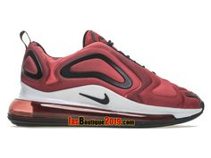 Nike Air Max 720 RedBlackWhite AR9294 600 Men´s Nike Sneakers Pirx Shoes AR9294 600 Official Sneakers Shop Cheap (UK)