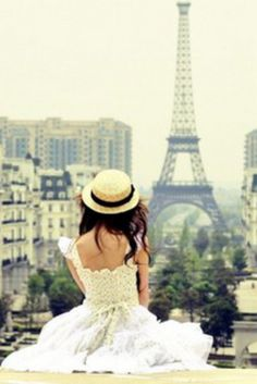 Just like most girls, I love my Paris.