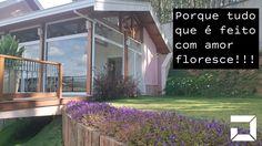 Um jardim bonito é um jardim maduro!  Porque tudo que é feito com amor floresce!  www.camaraabitante,com.br