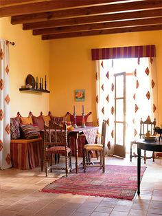 mexican style..softer colors.nice. | amazing mexican,ethnic,and