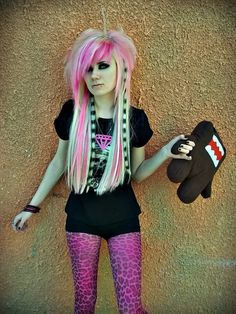 Photo of Muneca de Sangre for fans of Scene Style 32116272 Scene Girl Fashion, Scene Girl Outfits, Emo Outfits, Emo Fashion, Female Fashion, Cute Scene Girls, Cute Emo Girls, Scene Kids, Joss Stone