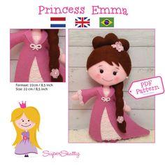 PDF del patrón Princesa Emma