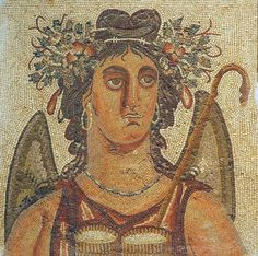 Image result for ancient roman seasons spring