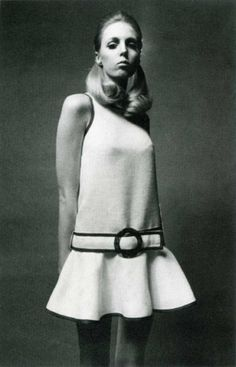 1968 Dress, I am pretty sure this would be called a tunic today!