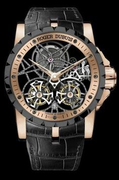 Roger Dubois | Gentleman's Watches | Pinterest