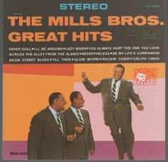 The Mills Brothers – Great Hits, CD, MCA Records